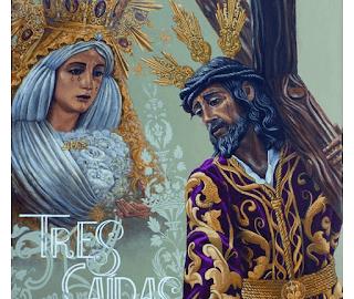 Las Tres Caídas de Huelva inicia su 75 aniversario con el pregón de Antonio Algarra
