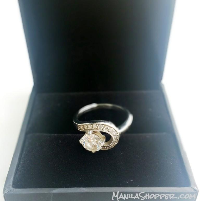 Manila Shopper Gorgeous & Radiant Rings from zoey blog
