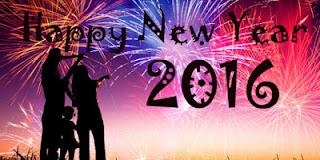 Kereta Sewa Selamat Tahun Baru 2016