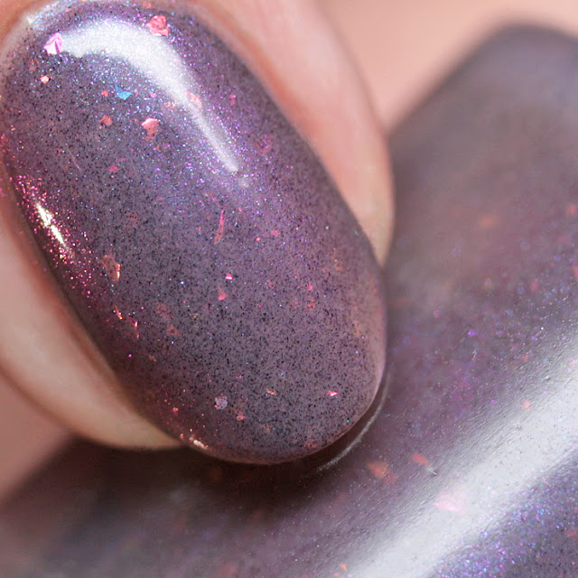 Supernatural Lacquer Magnificent, Marvelous, & Mad