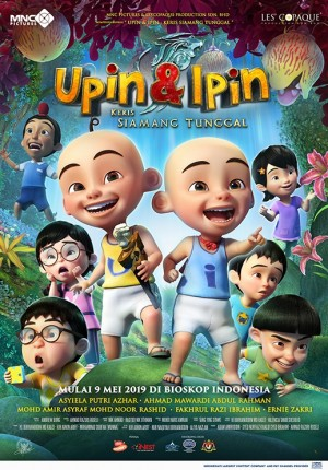 Jadwal UPIN & IPIN: KERIS SIAMANG TUNGGAL di Bioskop