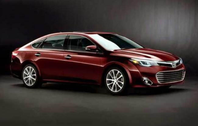 2018 Toyota Avalon Redesign and Review   Suv and Truck