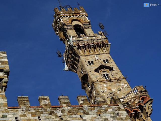 Castello Mackenzie via cesare cabella Genova