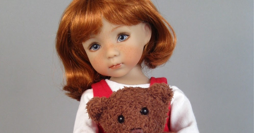 Quot Little Darling Quot Custom Doll By Dianna Effner The Toy