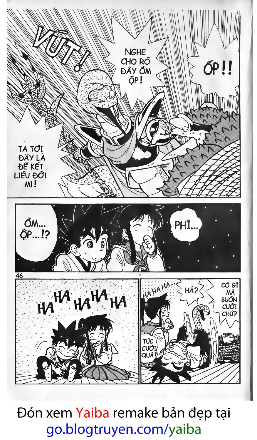 Yaiba chap 22 trang 7