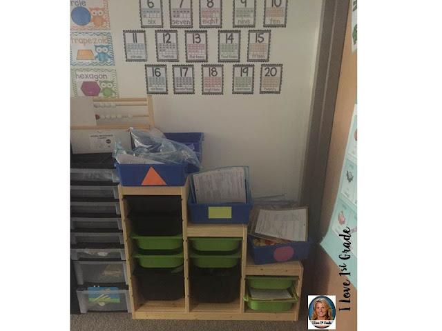 math; centers; first grade