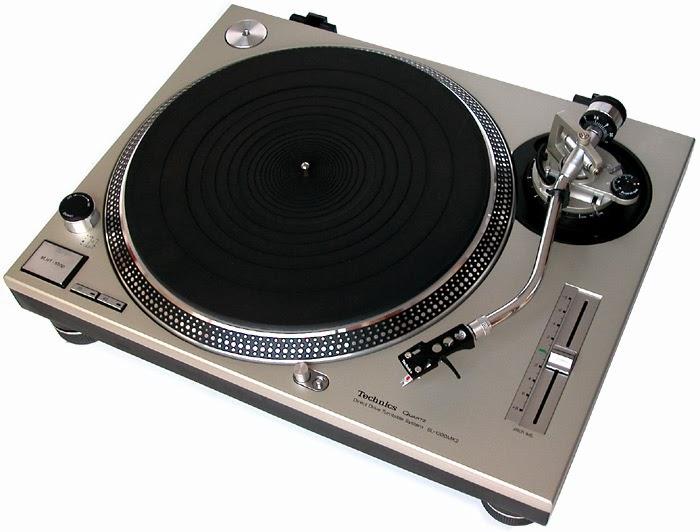 Technics SL-1200MK2 platine vinyle art sound