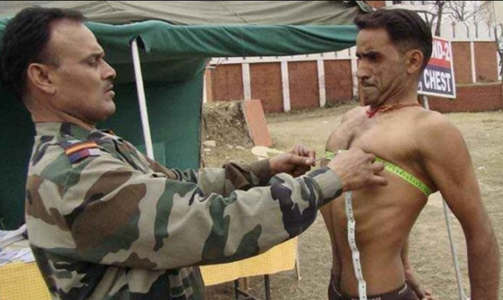 Ashok Nagar   Army Rally, Indian Army Rally, Open Bharti Rally