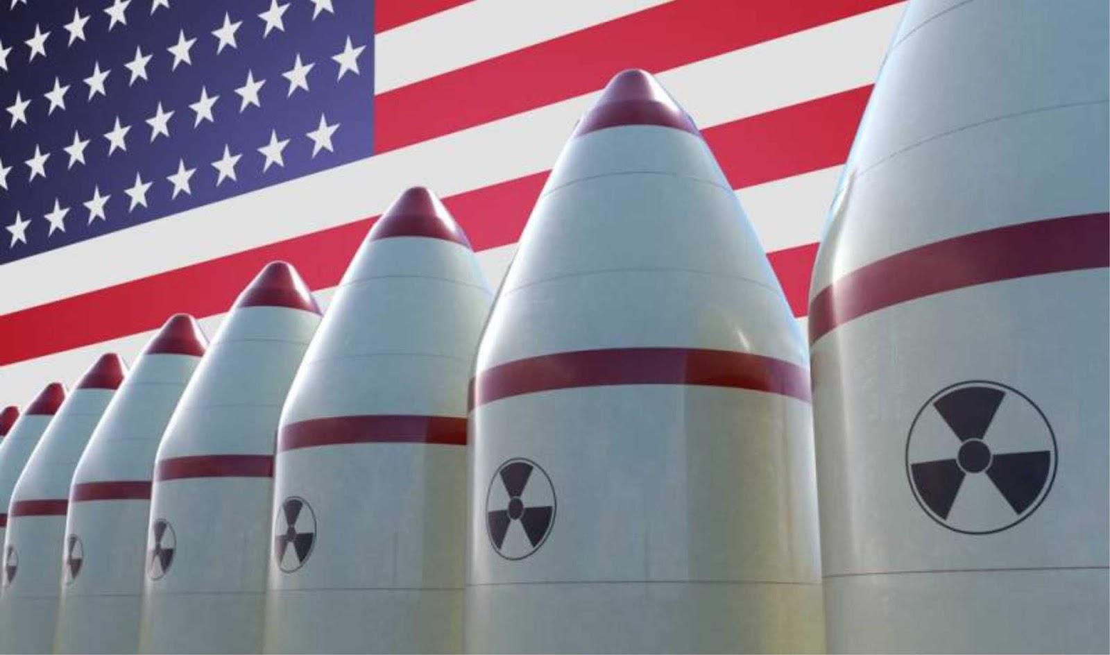 Mike Pence mengumumkan kemungkinan penempatan senjata nuklir di orbit
