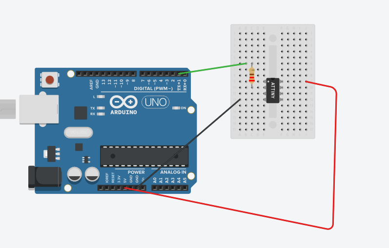 AUDIODIWHY BLOG: ATTINY arduino for AUDIODIY--Pros and Cons