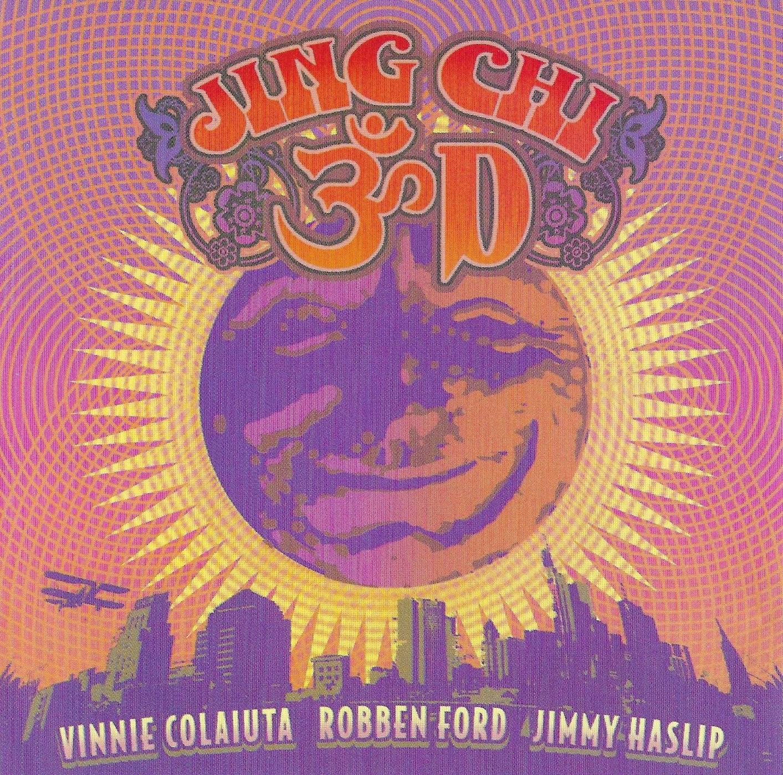 Jazz Rock Fusion Guitar Jing Chi 2004 Quot 3d Quot