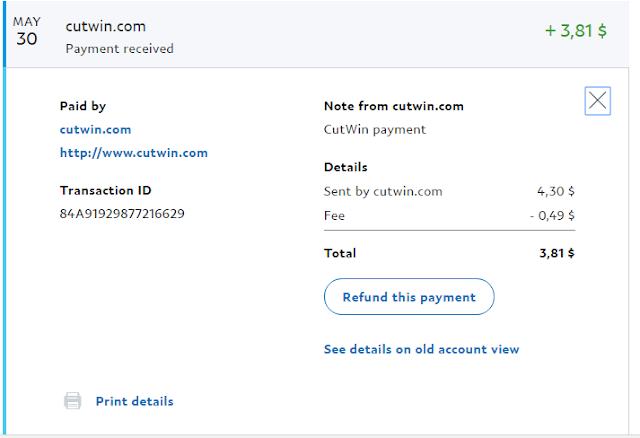 Hướng dẫn kiếm tiền với rút gọn link cutwin.com, rút gọn link kiếm tiền 2017