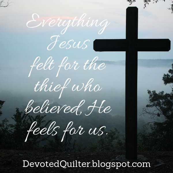 Weekly devotions on Christian living | DevotedQuilter.blogspot.com