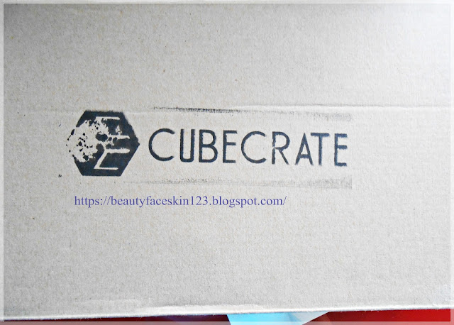 Cubecrate January Box 2017-Chinese New Year theme 2017