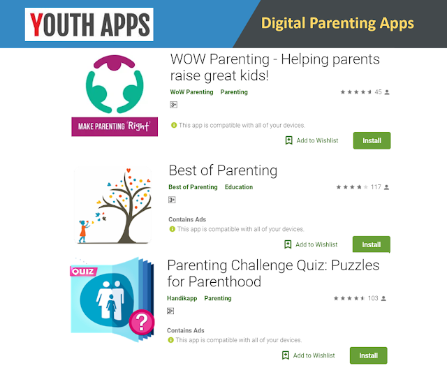 Digital Parenting - Latest Top 3 Apps - Youth App