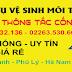 Công ty Dịch vụ vệ sinh môi trường Hà Nam