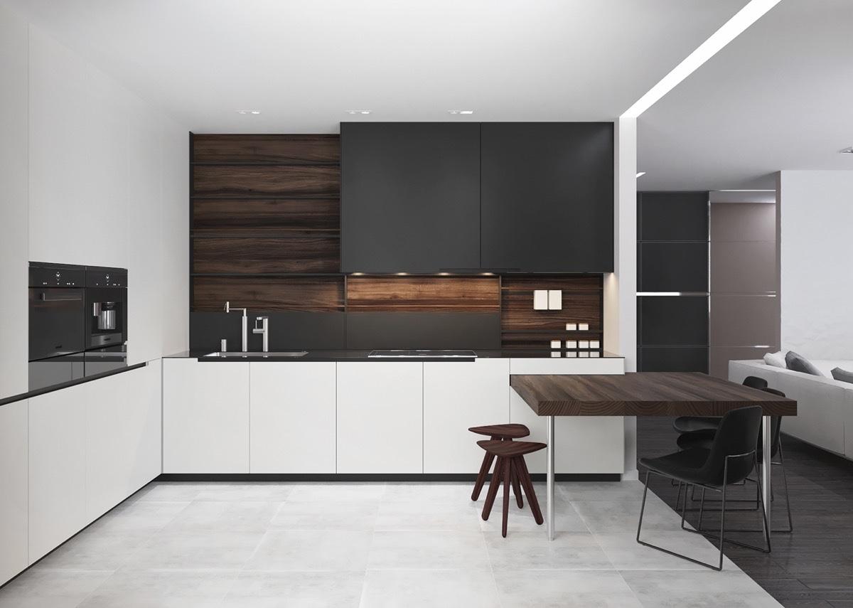 40 Desain Interior Dapur Minimalis
