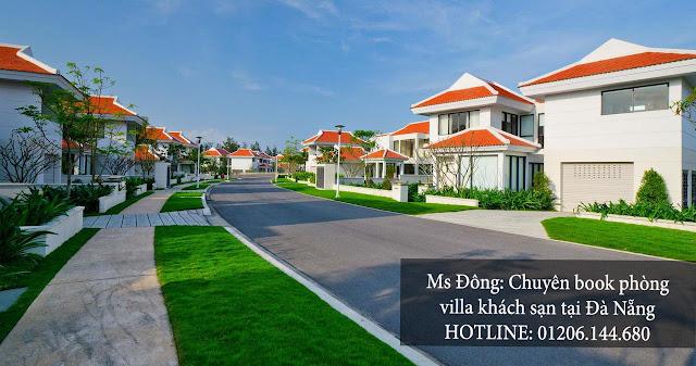 Ms Đông chuyên book phòng villa tại Đà Nẵng