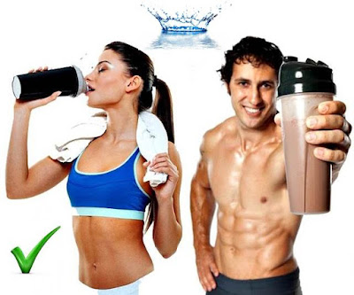 Protein powder, better with milk or water