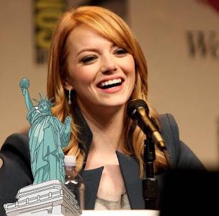 wiki emma stone cea mai bine platita actrita