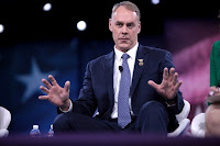 Interior Secretary nominee Ryan Zinke. (Credit: Gage Skidmore/flickr) Click to Enlarge.