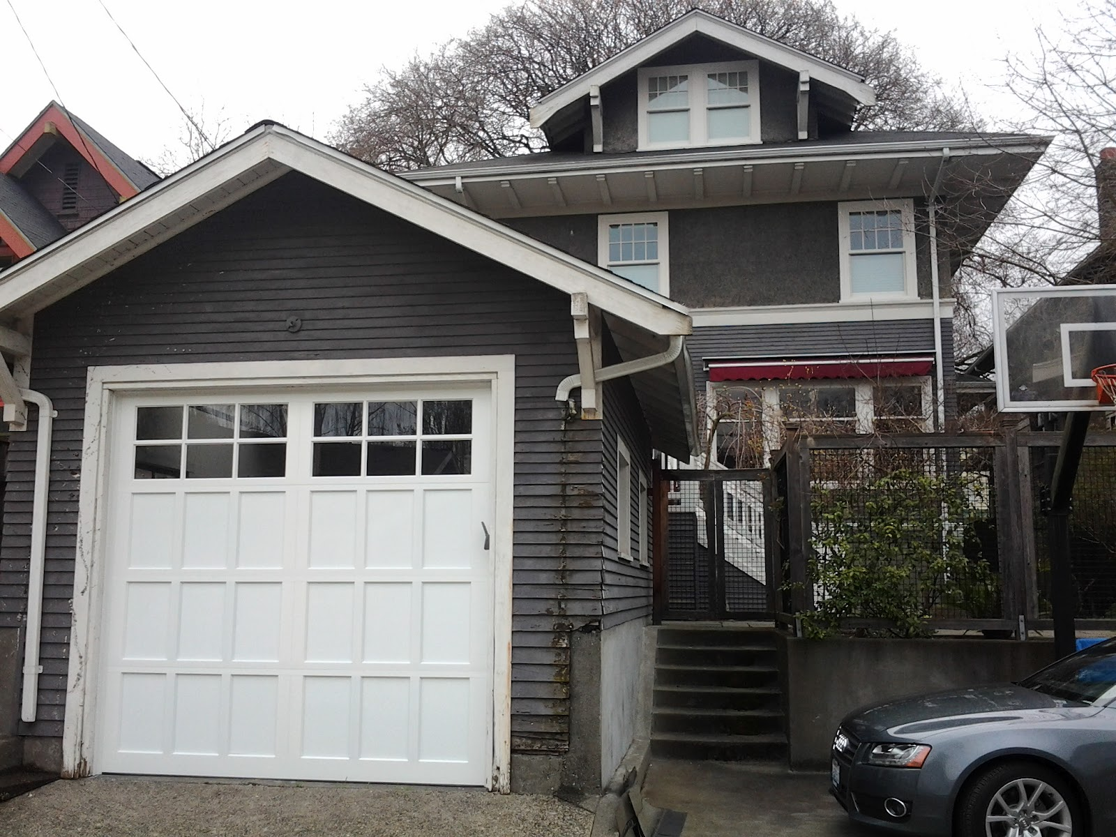 The Precision Garage Door Guy Before And After Curb Appeal