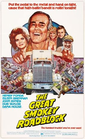 2,500 Movies Challenge: #2,187  The Great Smokey Roadblock