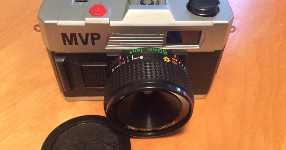 Random Camera Blog: The MVP- 35mm Plastic Camera from Taiwan