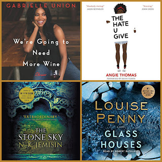 12 Audies Award-nominated audiobooks
