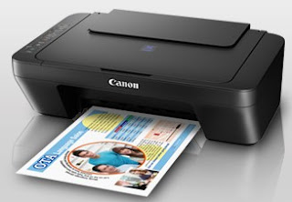 Highly efficient multifunction printer designed are gear upwardly to supply affordable wireless  Canon PIXMA E470 Printer Driver Download