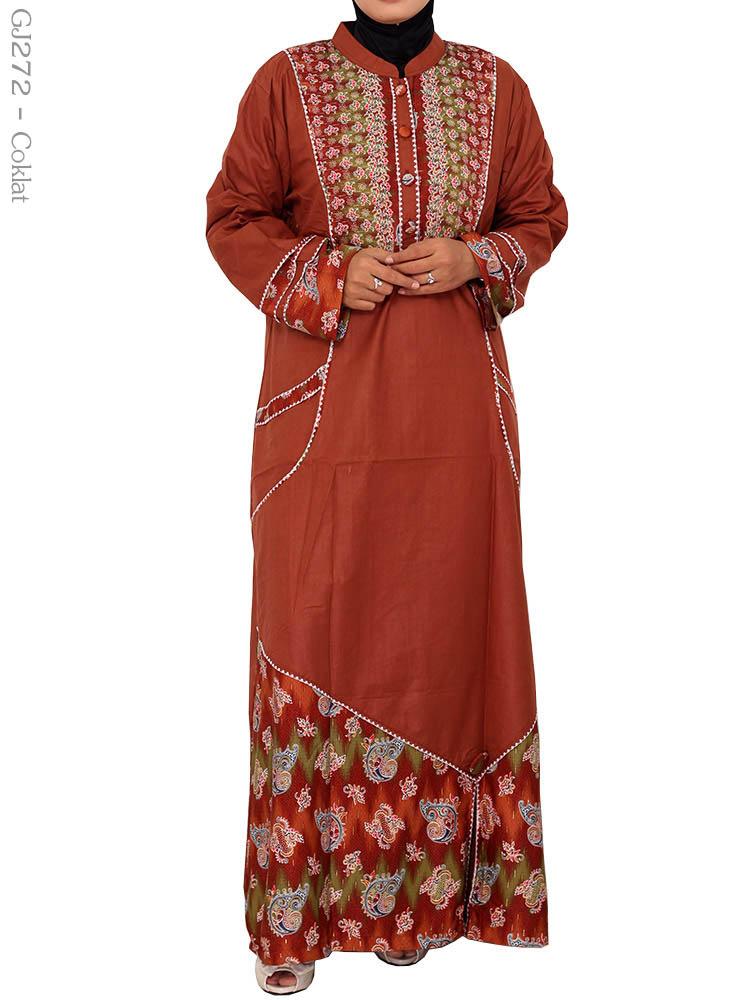 Toko online jual baju gamis jilbab pakaian berkualitas Baju gamis versi 2015