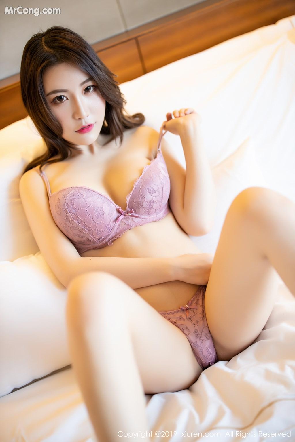 XIUREN No.1697: 绯月樱-Cherry (101P)