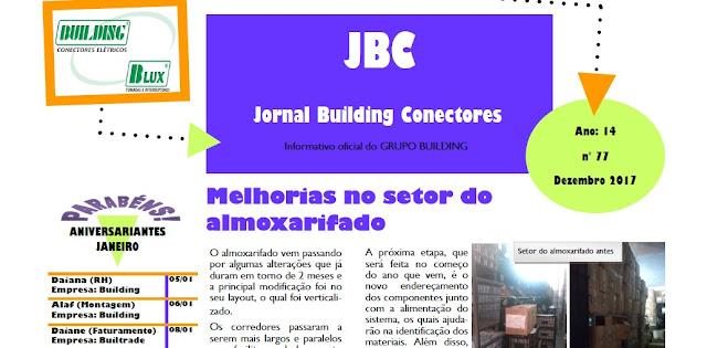 JBC: Edição de dezembro 2017
