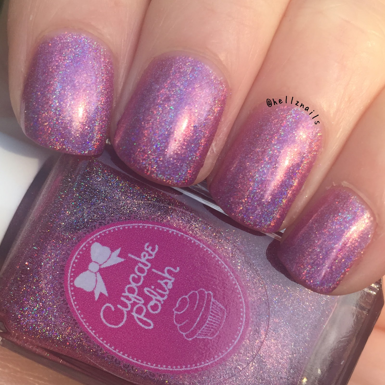 Cupcake Polish Hatch of the Day swatch
