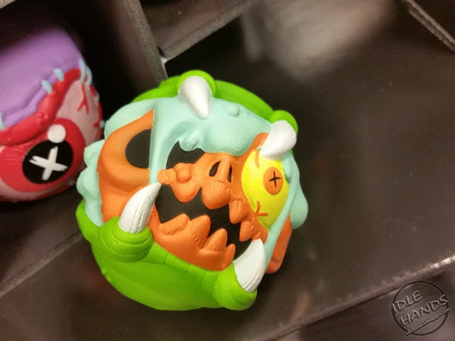 Toy Fair 2017 Just Play MadBalls Series 2