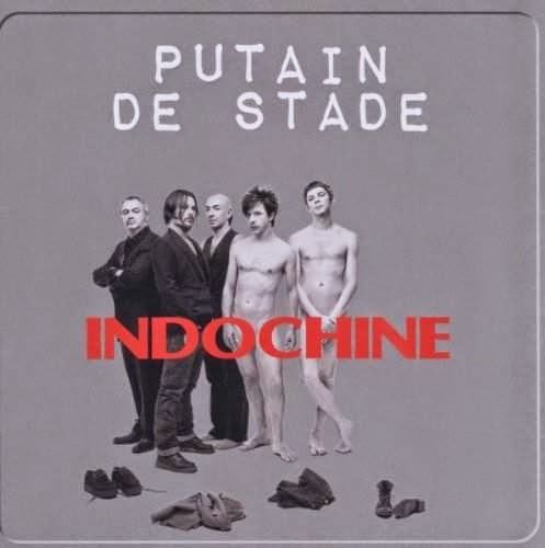 CD doble Indochine - Putain De Stade