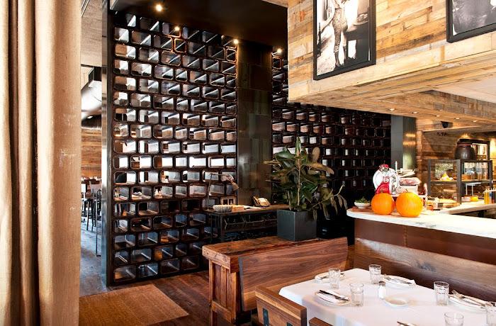 Blake Burton Photography Barcelona Wine Bar Atlanta Architectural Photography