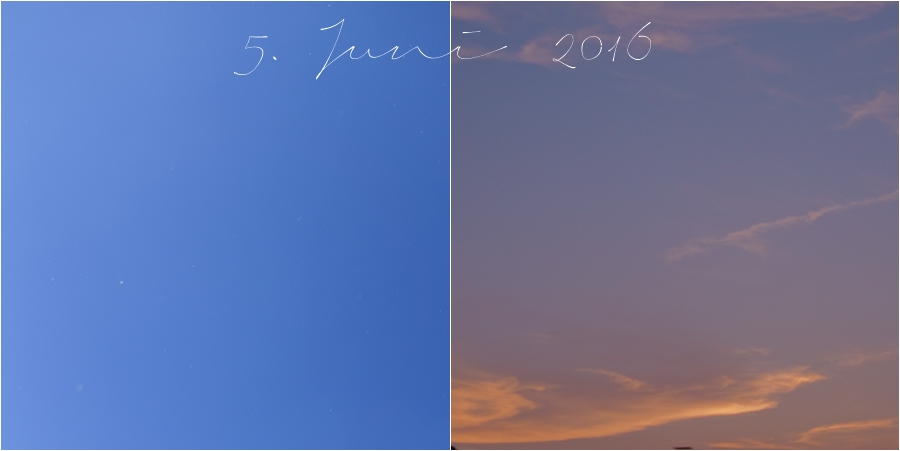 Blog + Fotografie by it's me! | fim.works | Himmel am 5. Juni 2016