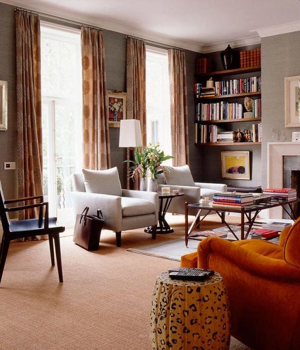 Un interior clasico y chic chic interior for Interiores clasicos