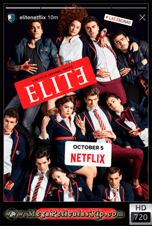 Elite Temporada 1 [720p] [Latino-Castellano-Ingles] [MEGA]