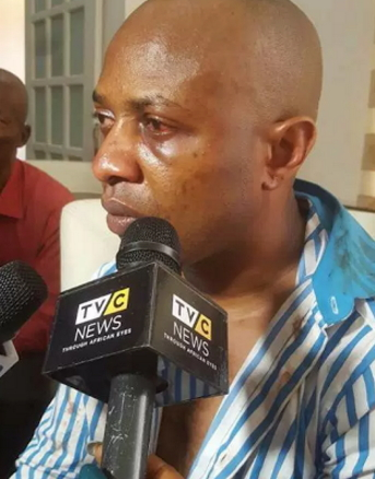 evans charms native doctor failed