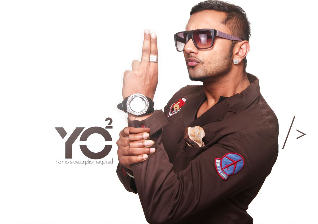 Yo Yo Honey Singh Hd: Yo Yo Honey Singh Awesome HD Wallpaper