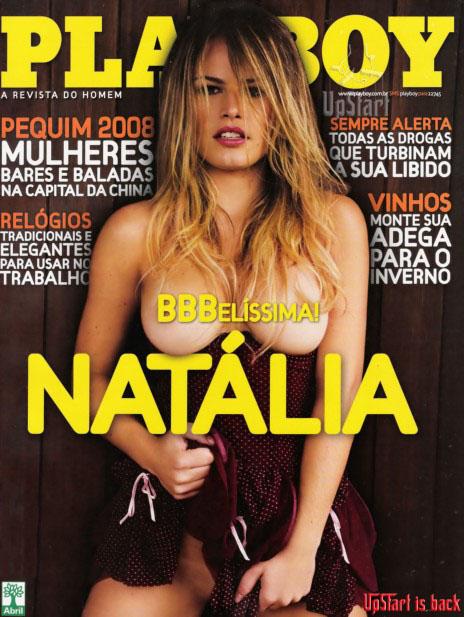 Natália Casassola nua