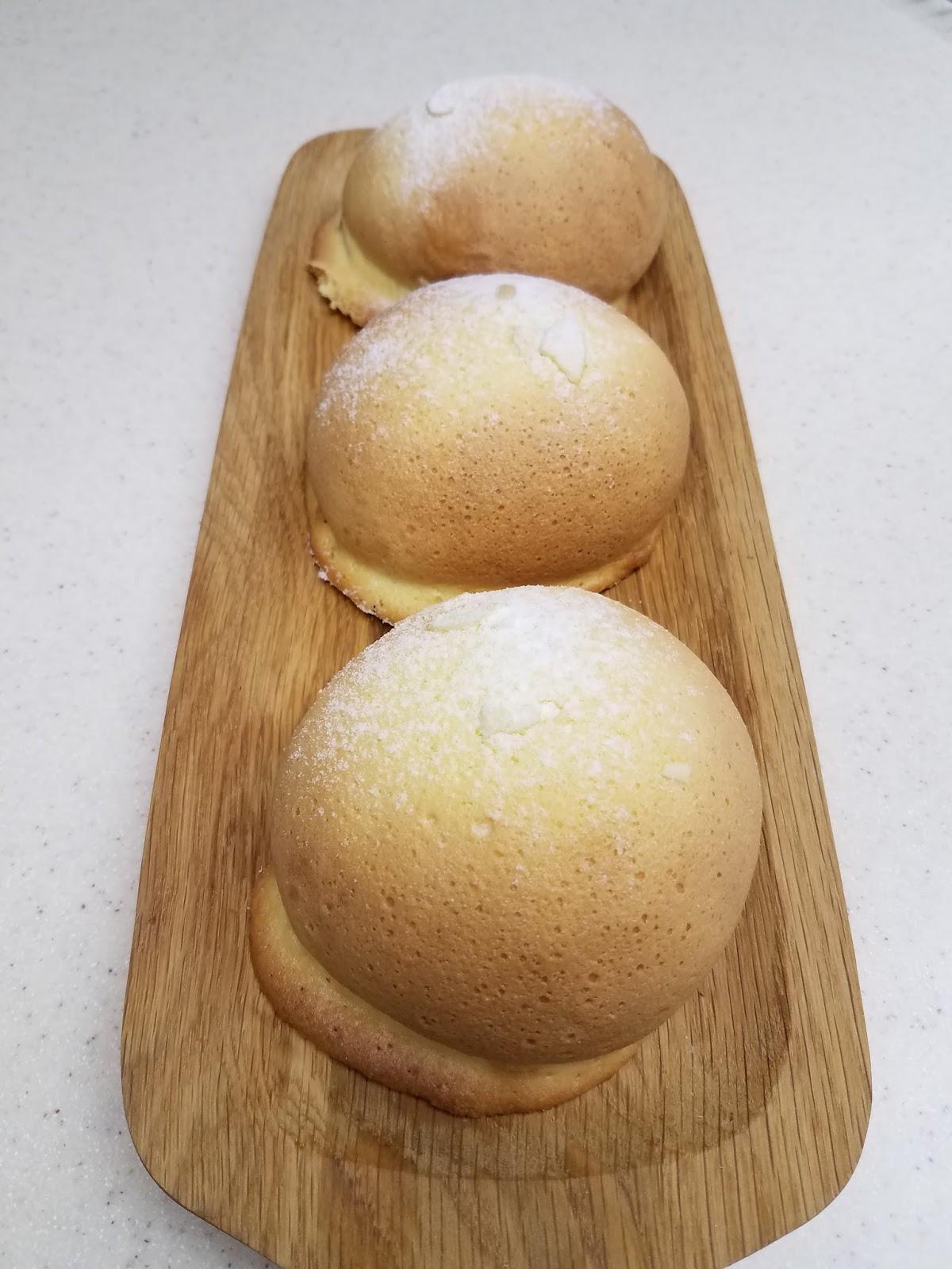 Fanny's Kitchen: 軟心芝士鮮奶球