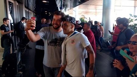 Corinthians viaja para Colômbia sem Jô, Maycon e Jadson - Confira os 20 relacionados