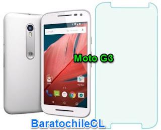 Vidrio Templado Motorola Moto G3