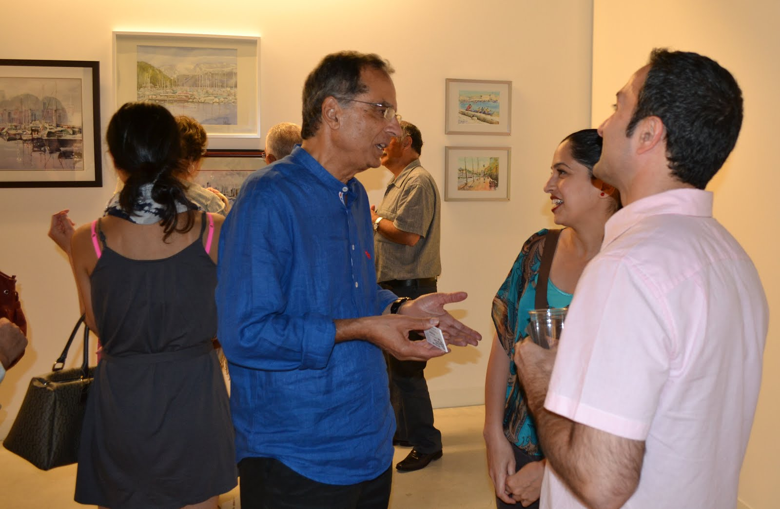 My Exibition at bayview Village, 2013