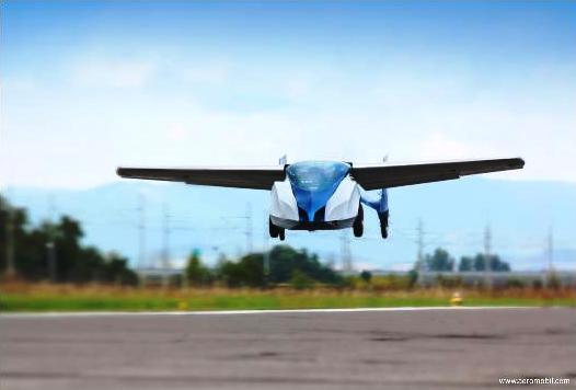 هل تصبح السيارة الطائرة مستقبل السيارات ؟