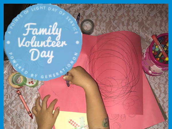 Family Volunteer Day - Help Someone Smile