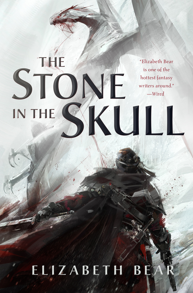 Nerds Of A Feather Flock Together Nanoreviews The Stone In The Skull Persepolis Rising The Tea Master And The Detective